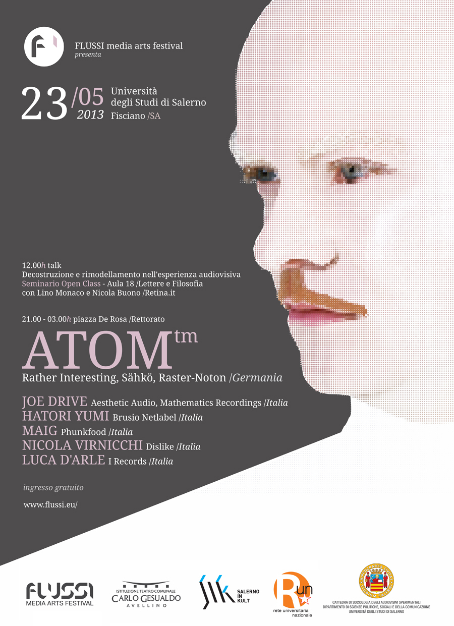 Atom live - ReMedium - RUN