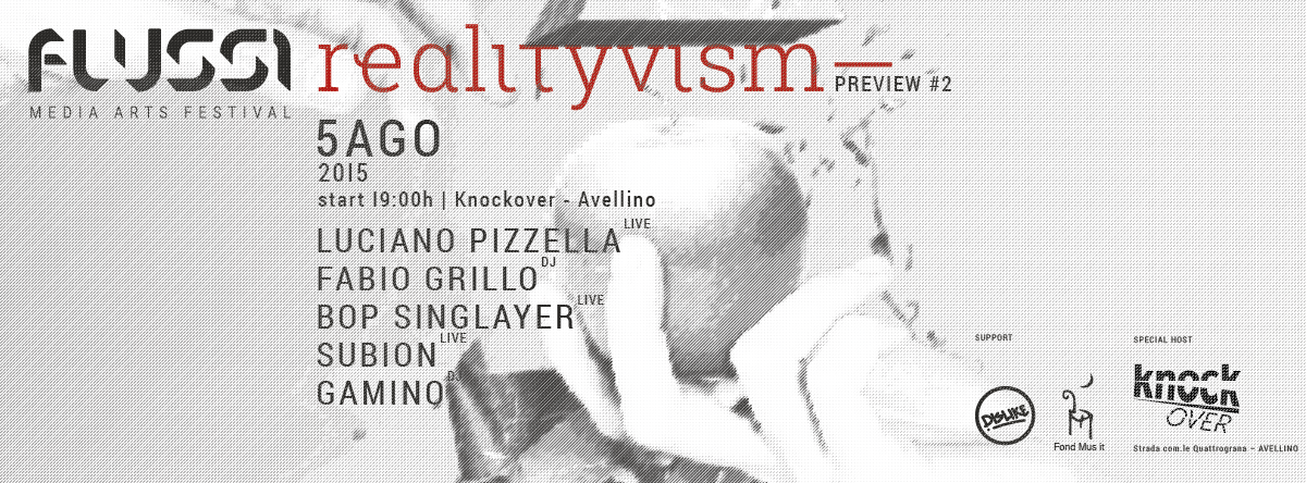 FLUSSI 2015 REALITYVISM - preview #2